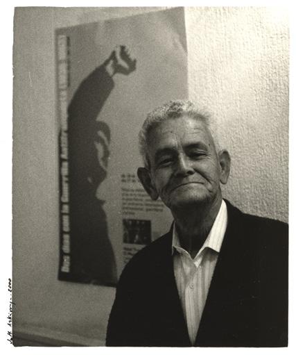 """José Moreno Salazar """"Quincallero""""."""