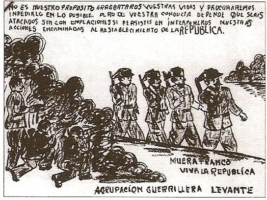 Una de lasoctavillas creadas por la Agrupación de Levante.