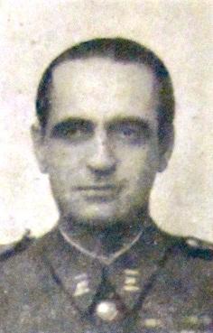 El infame Manuel Bravo Montero en 1941.