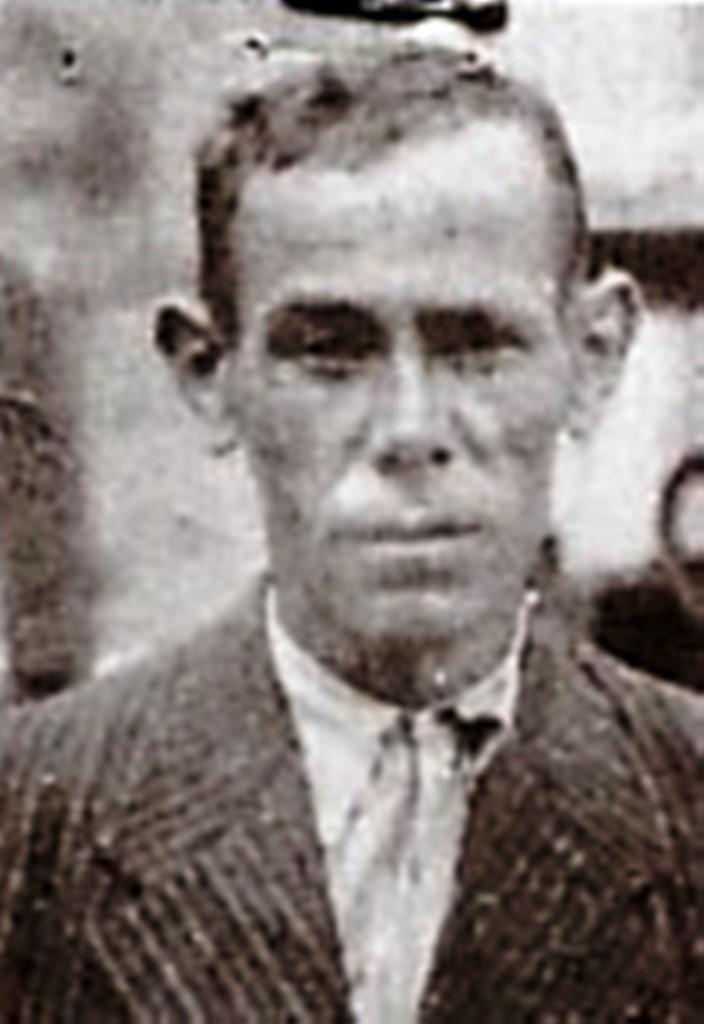 """Antonio Castro Moya """"Guerrero""""."""