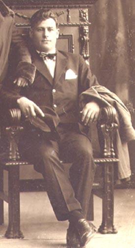 """""""Celestoel Topu"""" abatido en noviembre de 1937."""