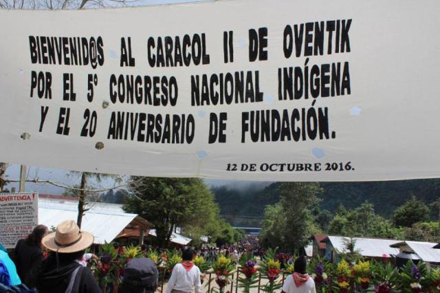 El día que el zapatismo volvió a proponer cambiar el mundo.