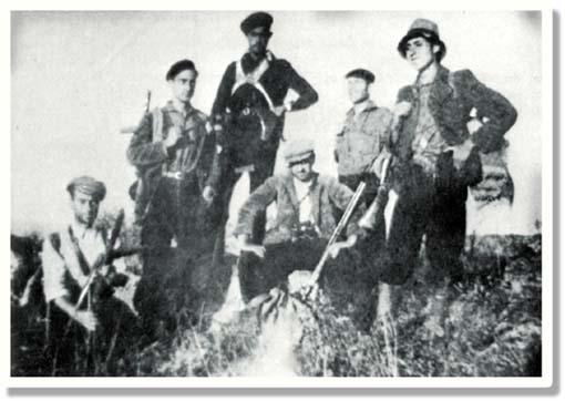La contrapartida, el terror del campesinado español durante los años 40 y principios de los 50.