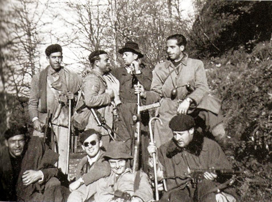 Contrapartida del cabo Casimiro Gómez, activa en la zona cántabra.