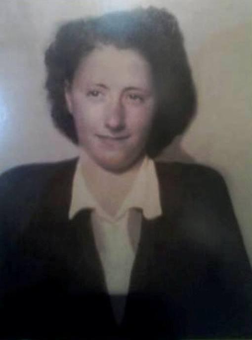La asturiana Gloria Magdalena Suárez.