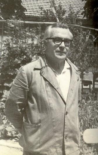 CiprianoDamiano, durante su reclusión en el penal de Jaén.