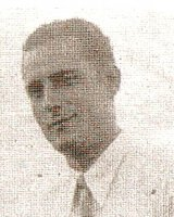 Federico Bada Beltrán, ejecutado porlos guerrilleros en 1947.