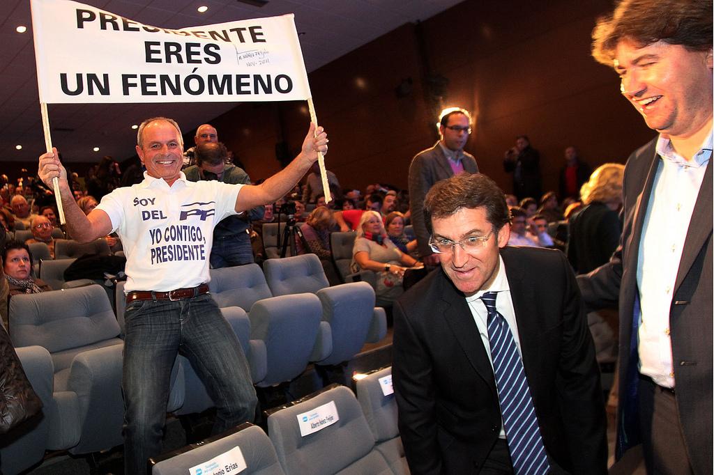 Feijóo, el presidente indolente | Periódico Diagonal