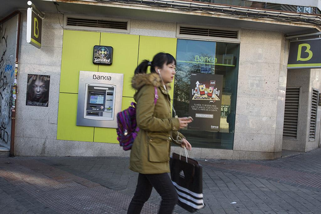 Denuncian trato discriminatorio de bankia a clientes for Telefono oficina bankia