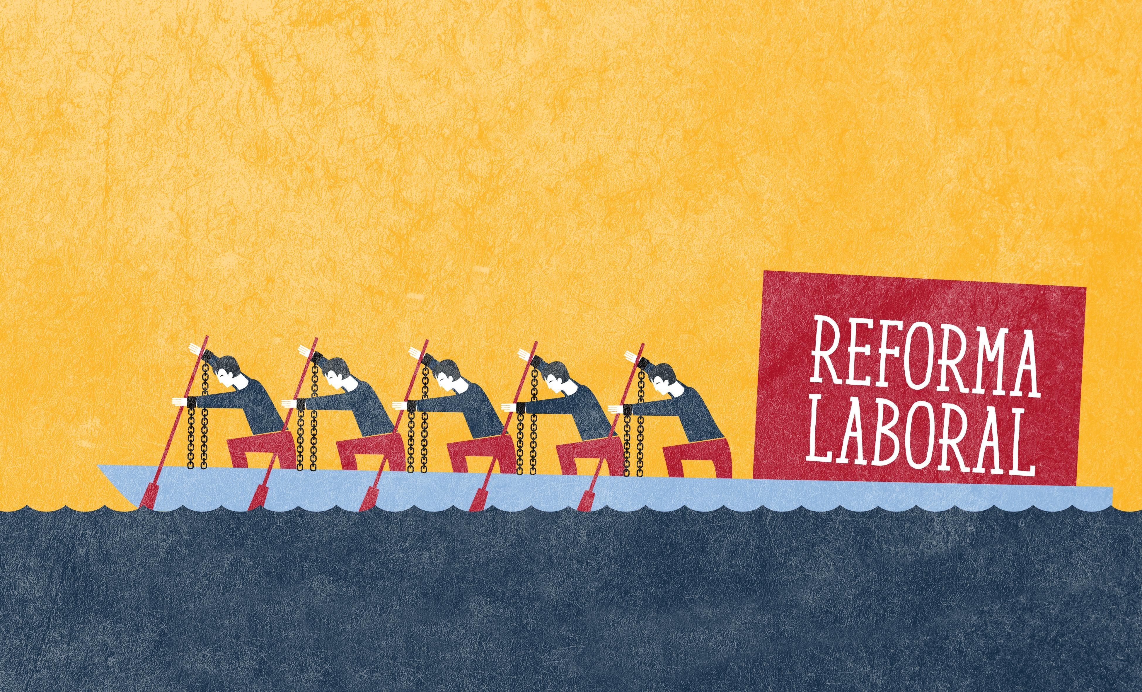 Reforma laboral: todo el poder a la CEOE | Periódico Diagonal