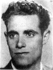 """Benigno Andrade García """"Foucellas"""", quizás el más conocido de los guerrilleros gallegos."""