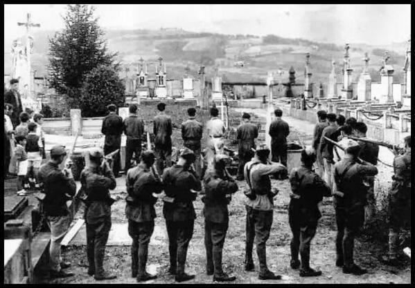 El triste final de numerosos guerrilleros antifranquistas.