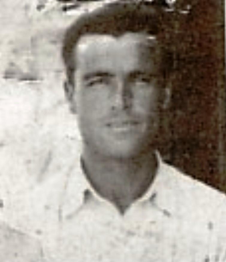 """Miguel García Dionisio """"Isidro""""."""