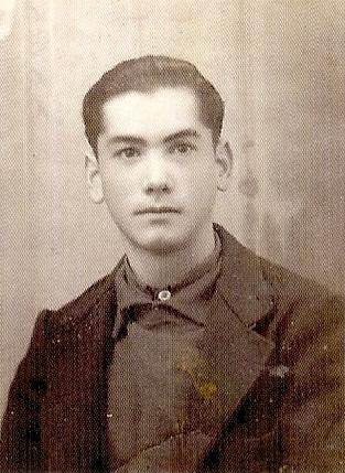 "JoséManuel Montorio""Chaval"", jefe de grupo."