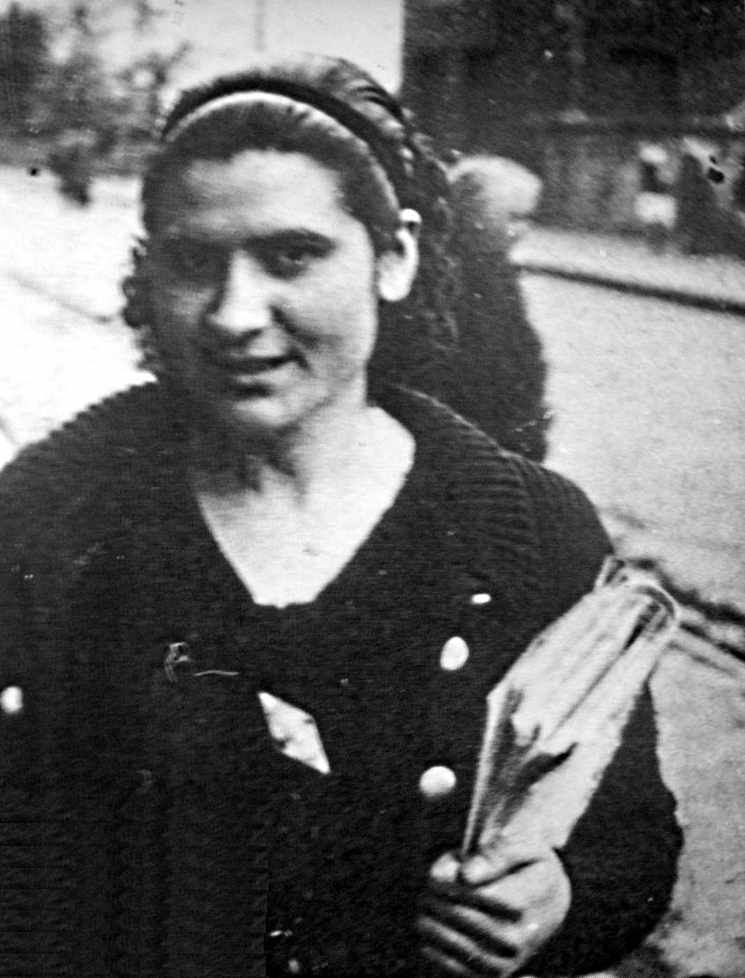 Julia Hermosilla, participante en uno de los atentados contra Franco.