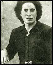 """Teresa Pla Meseguer""""Durruti"""" o """"La Pastora"""" actuó en la zona de Levante."""