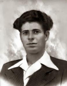 """Eusebio Liborio Lombardía """"Lavija""""."""