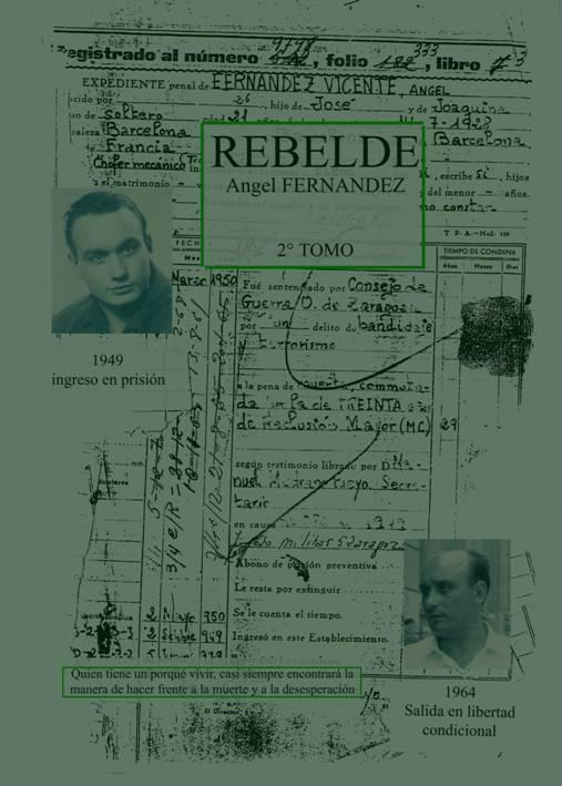 Portada del texto publicado por Ángel Fernández.