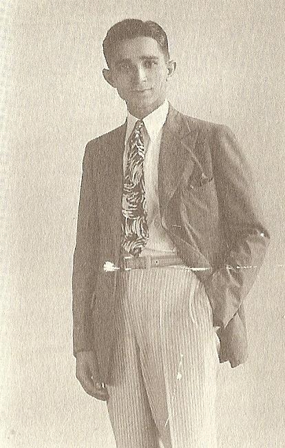 """Manuel Fernández Valle """"Portafondón""""."""