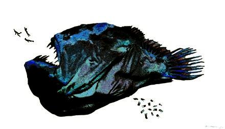 Ilustración: Le Corbeau