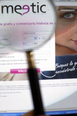 Webs contactos (Foto: Olmo Calvo)
