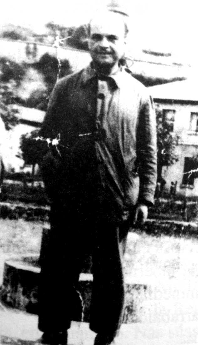 """José Luis Quintas Figueroa """"Quintas""""."""