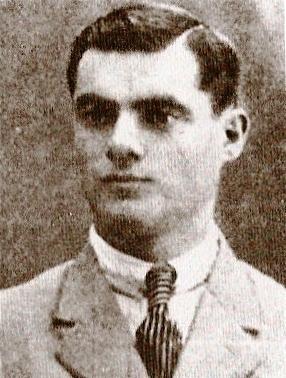 Eduardo Quintela, jefe de la brigada político-social.