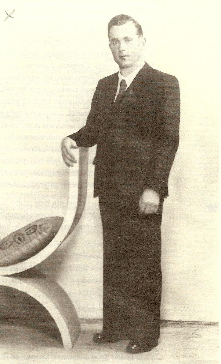 Ramiro Agudo Ortiz.