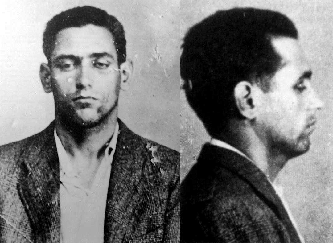 "Foto policial de Manuel Ramos ""Pelotas"""
