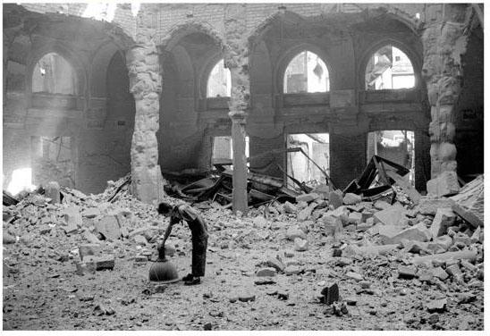 Destrucción de Barcelona