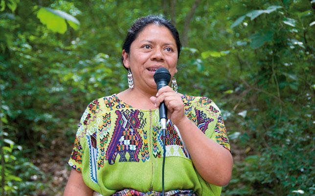 Lolita Chávez / Human Rights Commission