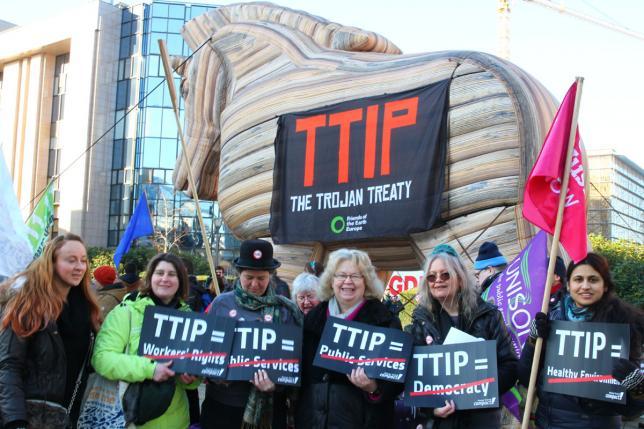 El TTIP o cómo venderle tu alma al diablo