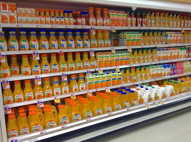 ¿Qué hay detrás del negocio del zumo de naranja?Muy interesante