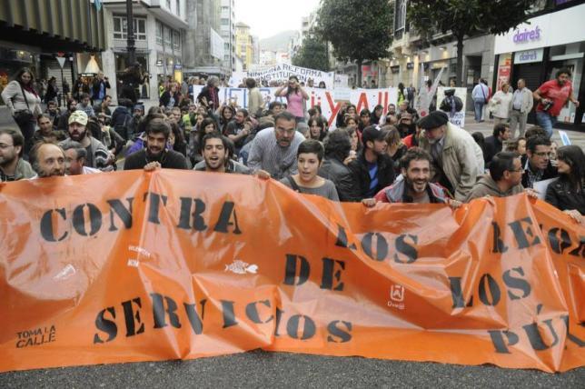 Wikileaks confirma que la UE planea entregar los servicios a las multinacionales