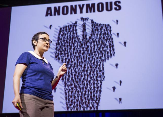 Anonymous: acción directa por internet