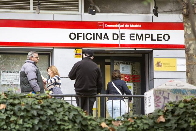 Una mayor a social catalana a favor de una renta b sica universal iniciativa debate - Oficinas inem madrid ...