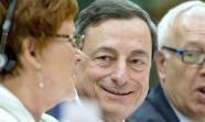 A partir del 1 de noviembre el italiano Mario Draghi ocupará el cargo de presidente del Banco Central Europeo en sustitución de Jean-Claude Trichet. Foto: Parlamento Europeo.
