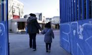 PREESCOLAR. En este colegio público en Madrid hay un ciclo de educación infantil. Foto: David Fernández