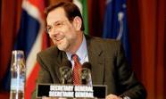 El exsecretario general de la OTAN, Javier Solana, ha coordinado la Estrategia Española de Seguridad.