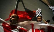 BARCELONA. Movilización contra la reforma de la Ley de Extranjería. José Colom