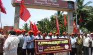 La gran participación ciudadana es una de las claves de Kerala. Kasuga Sho.