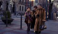 CLASE ALTA. Los abrigos de visón están vinculados con los gustos estéticos de la población femenina de clase alta. Foto: Gonzalo Iza.