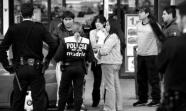 OTRA REDADA. Lavapiés, Madrid, 19 de febrero, operativo policial en el que fueron detenidos los coches conducidos por inmigrantes.