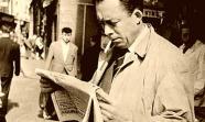Albert Camus es el autor de ensayos como El hombre rebelde y de novelas como La peste o La Caída.