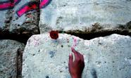 Un muro en la calle Mohamed Mahmoud en El Cairo homenajea a los represaliados. Foto: Manu Brabo