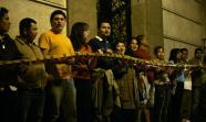 Concentración Embajada Ecuador/Edu León