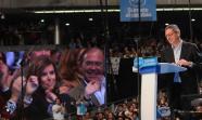 El actual ministro de Justicia, durante el acto de cierre de campaña del PP para las elecciones del 20N. Foto: Alberto Ruiz Gallardón (flickr).