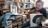 Paco Ignacio Taíbo II es organizador, y referencia, de la Semana Negra de Gijón