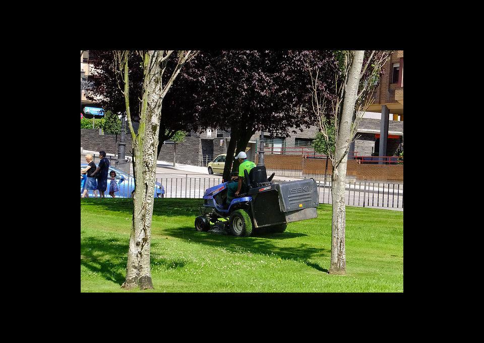 Los jardineros de legan s al borde de la huelga for Sindicato jardineros