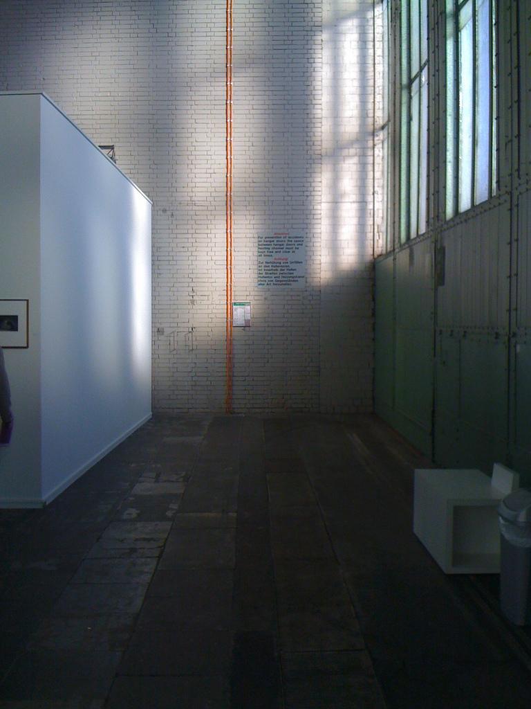 Tempelhof: espacio e ideas